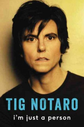 tig notaro just a person
